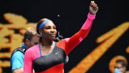¡Historia pura! Serena Williams llegó a 90 victorias en los Grand Slam