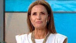 María Fernanda Callejón será reemplazada en Corte y confección