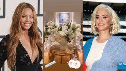 ¡Tierna! Beyoncé le envió un hermoso regalo a Katy Perry