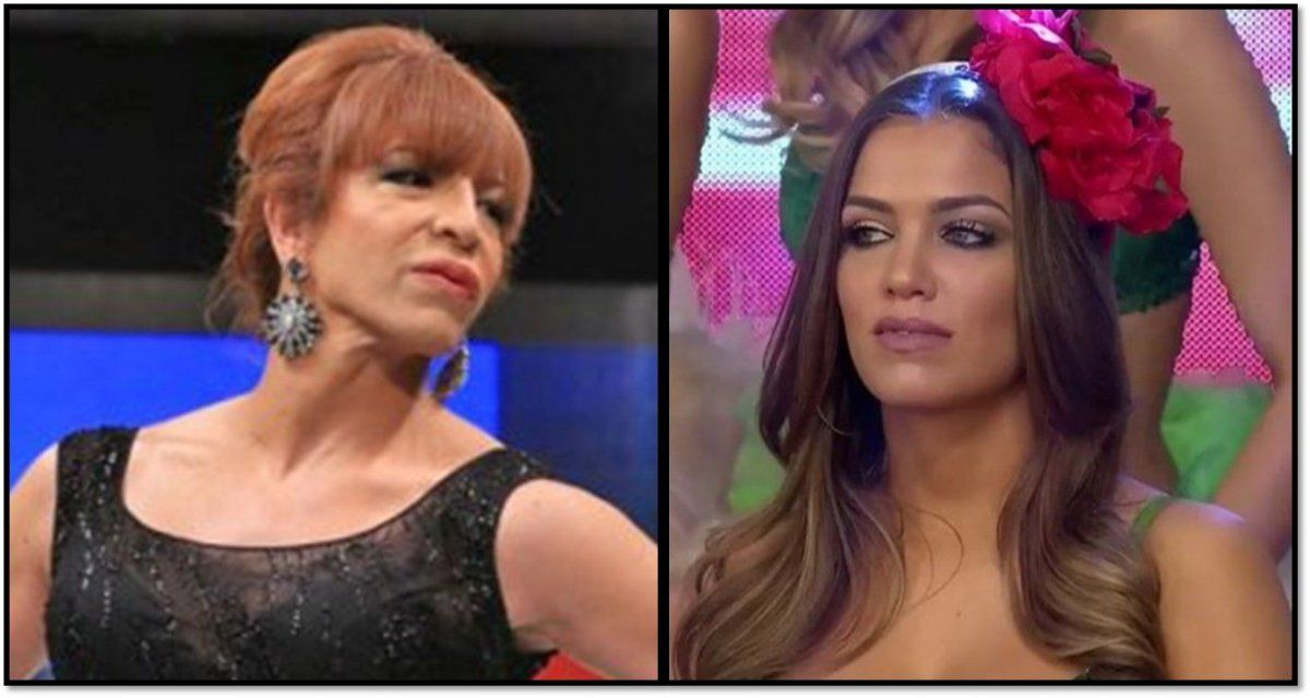 Lizy Tagliani se enteró que Rocío Robles iba a su comedia el día de la firma ¿protegida?