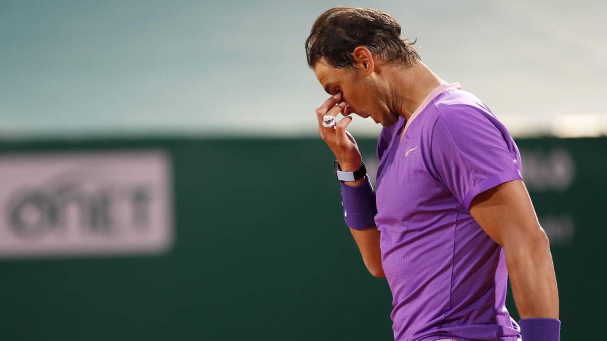 ¡Eliminado! Rafa Nadal fue derrotado en Montecarlo