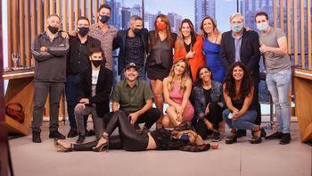 Sandra Borghi lloró por el final de Nosotros a la Mañana