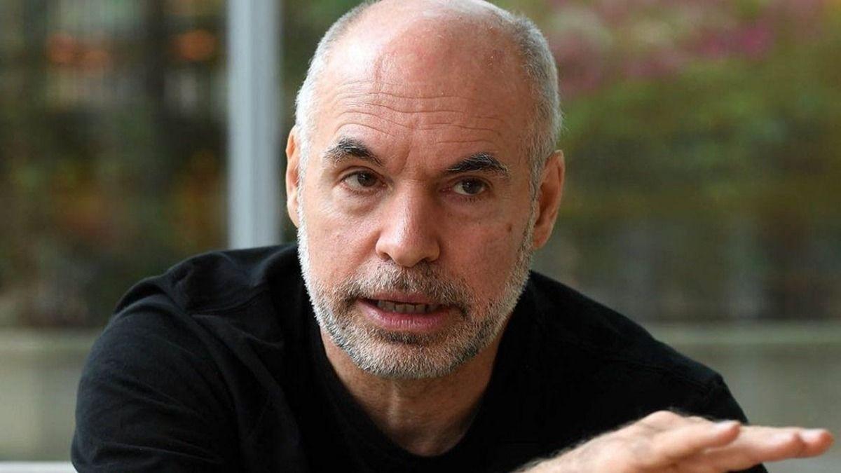 El jefe de gobierno Horacio Rodríguez Larreta sufre una arritmia