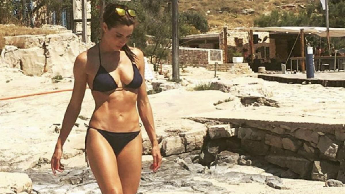 Pilar Rubio enciende Instagram con foto provocativa
