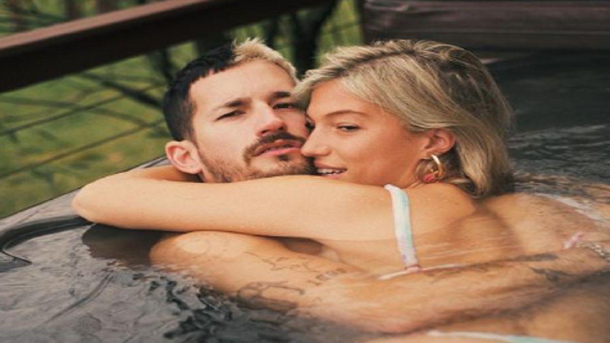 ¡Hot! Ricky Montaner y Stefi Roitman calentaron las redes con estas fotos