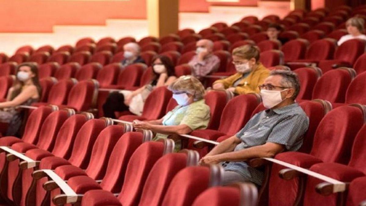 Los teatros de la ciudad de Buenos Aires abrirán sus puertas hoy