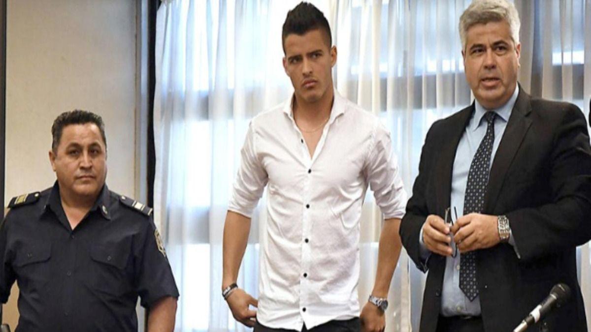 El jugador de independiente Alexis Zárate es acusado de violación