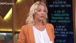 Carina Zampini no puede seguir en la conducción de El gran premio de la cocina