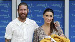 Pilar Rubio y Sergio Ramos aterrados por la salud de sus hijos