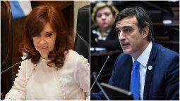 Esteban Bullrich venció a la actual Vicepresidenta Cristina Fernández en las elecciones legislativas