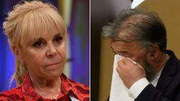 El jurado de MasterChef, Donato de Santis no pudo parar de comer el plato de la ex de Diego Maradona y la felicitó por su trabajo.