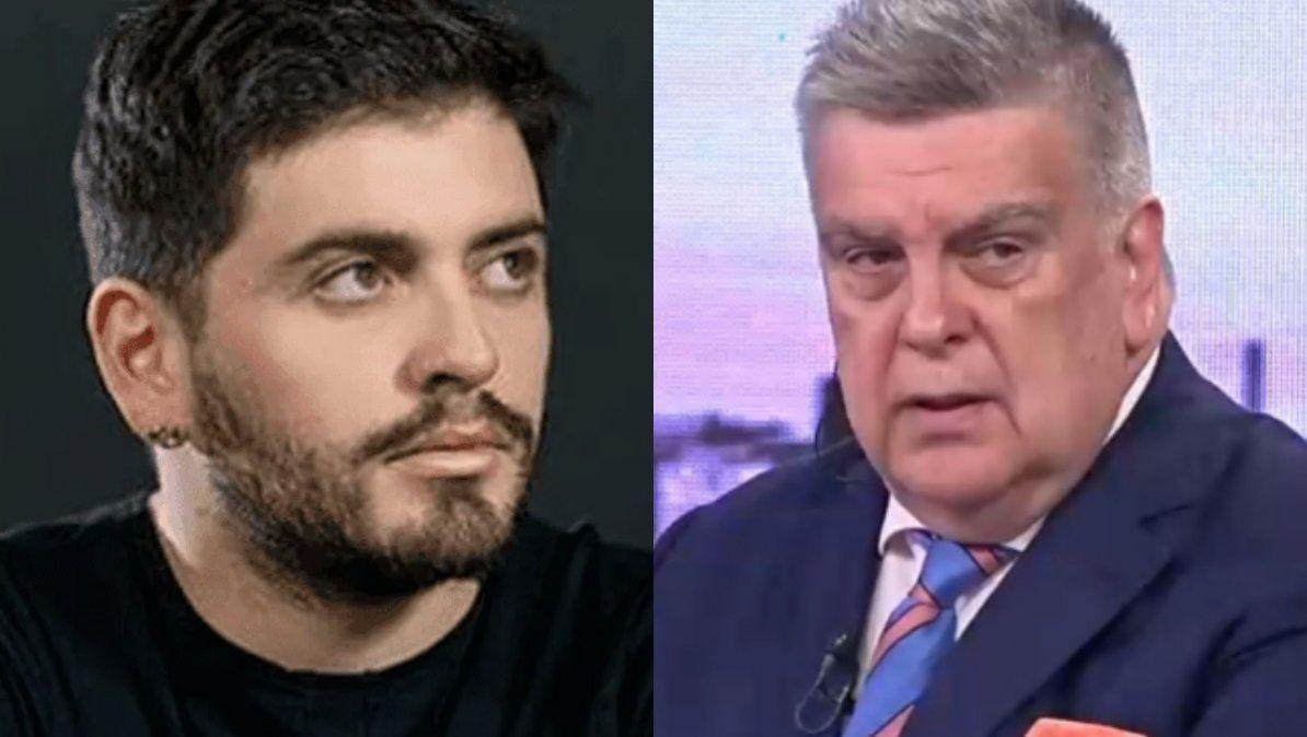 Diego Jr. comenzará acciones legales en contra de Luis Ventura