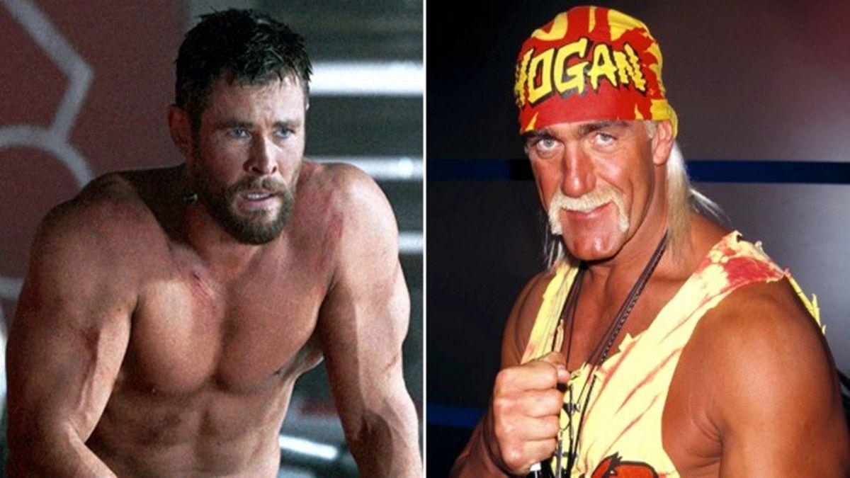 ¡Más musculoso que Thor! Chris Hemsworth se prepara para su nueva película