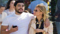 Nicole Neumann reveló si se enviaba o no fotos hot con Facundo Moyano