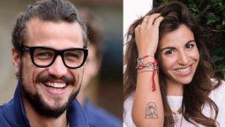 Gianinna Maradona y Daniel Osvaldo