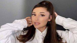 Ariana Grande sobre Positions: Esta canción me tenía muy nerviosa
