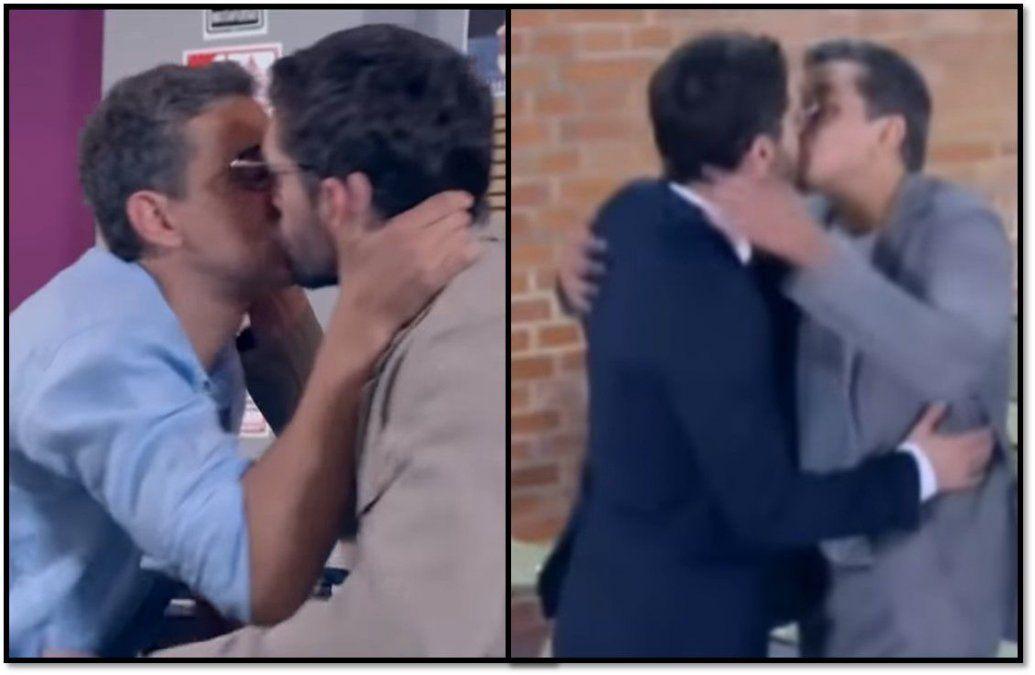 Un Ortega sale en defensa de 100 días... y el beso que no fue; pero las redes no se lo perdonan