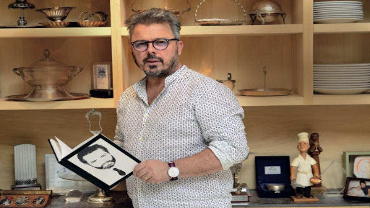 Donato De Santis reveló quienes puede ganar Masterchef Celebrity Argentina