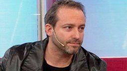 Sebastián Almeda criticó carbonatado a la televisión argentina