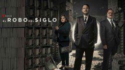 El Robo de el Siglo en Netflix, la nueva serie colombiana comparada con La Casa de Papel