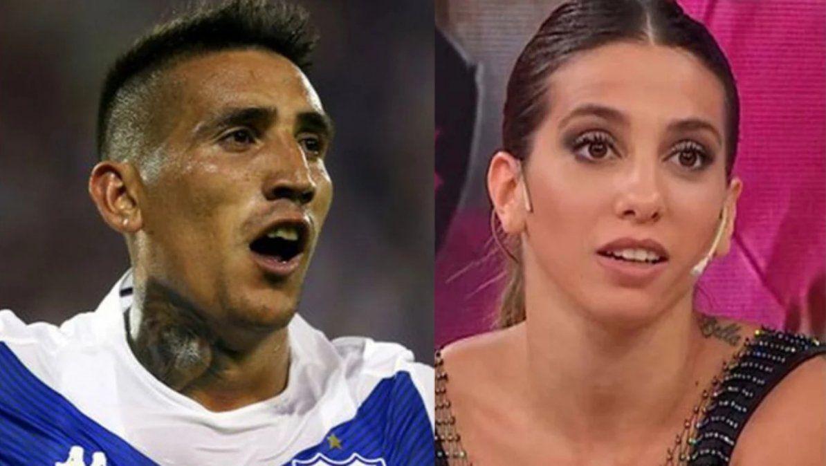 Cinthia Fernández durísima con Ricardo Centurión por su paternidad