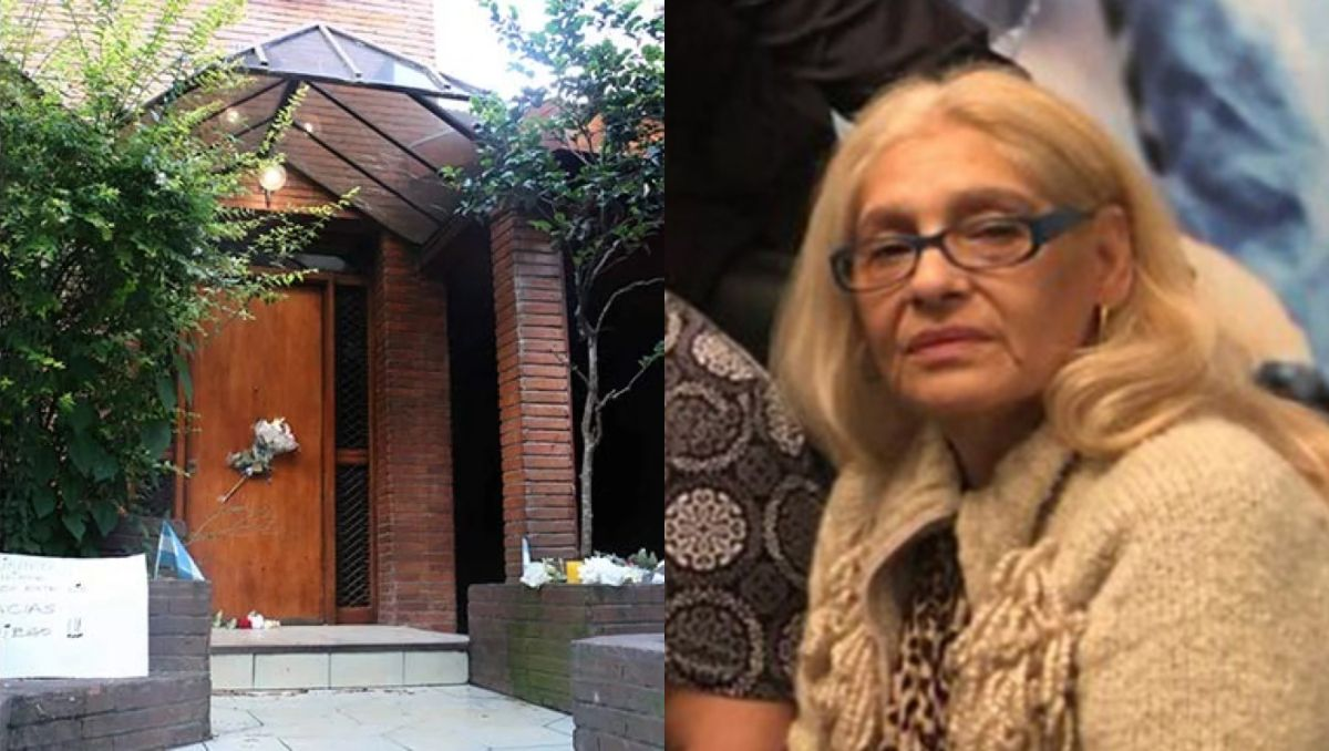 Piden a Lili Maradona que desaloje la casa de sus padres por ser propiedad de Diego Maradona