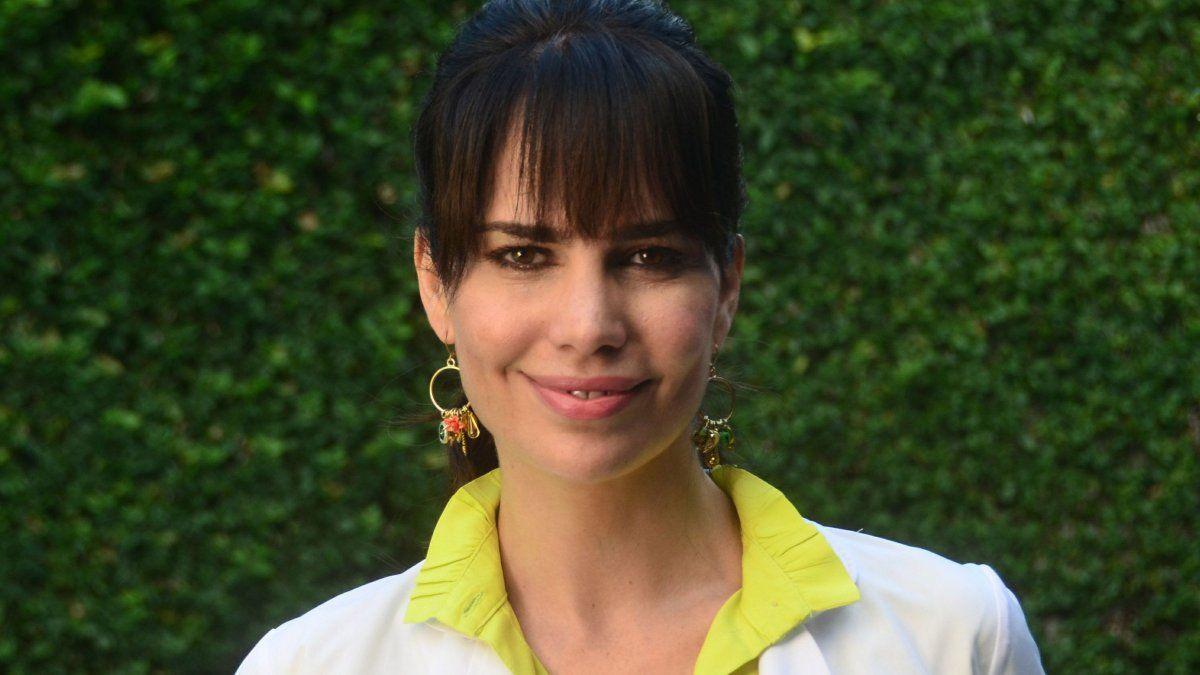 Romina Pereiro festejó el día del nutricionista