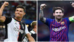 ¡Otra vez! Lionel Messi y Cristiano Ronaldo se volverán a encontrar