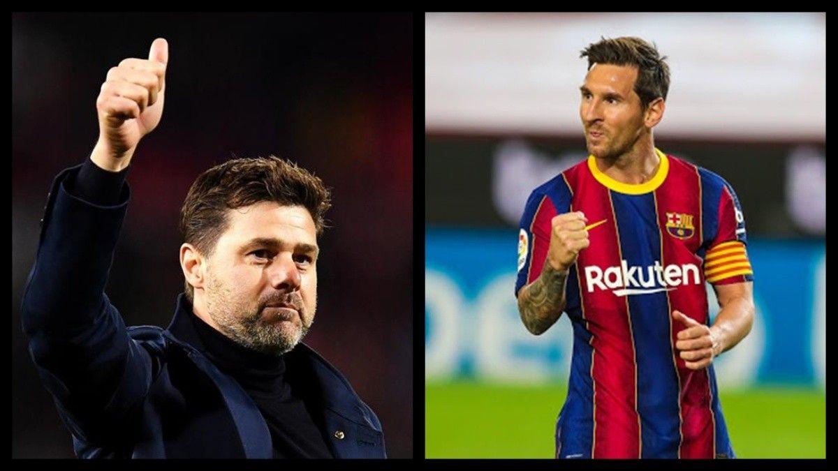 ¡Puerta abierta! Lionel Messi sería recibido por Mauricio Pochettino