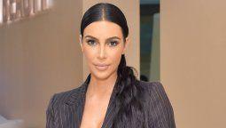 Kim Kardashian regresó sola a Los Ángeles luego de visitar a Kanye West