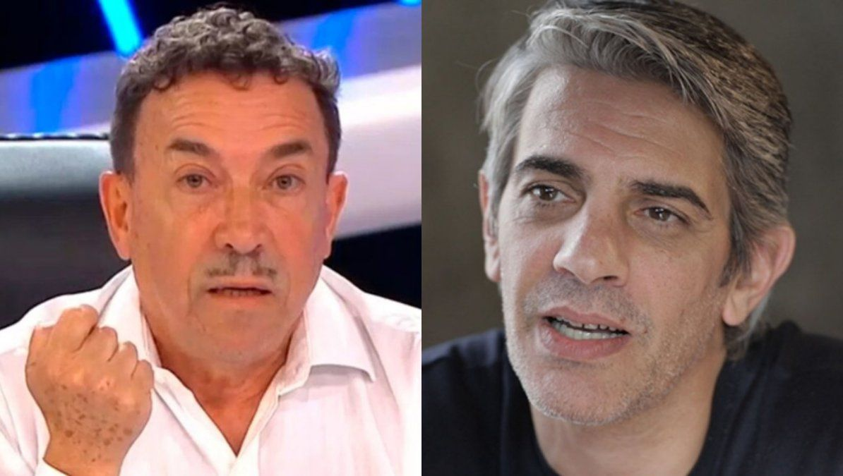 Aníbal Pachano durísimo con Pablo Echarri: No es un artista, es un patotero