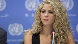¡Indignada! Shakira no aguanta la situación de Colombia