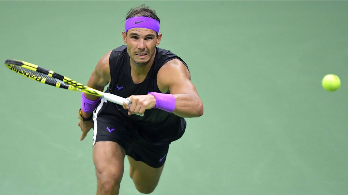 Rafa Nadal hizo oficial su renuncia al US Open