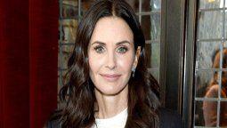 La actriz Courteney Cox interpretó a la recordada Mónica Geller en Friends