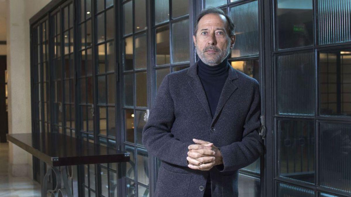 Guillermo Francella suspendió grabación tras contagio de covid-19