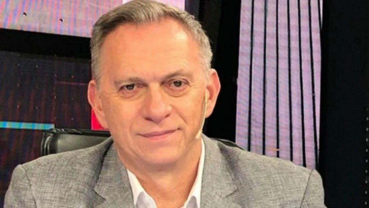 Marcelo Bonelli tiene coronavirus