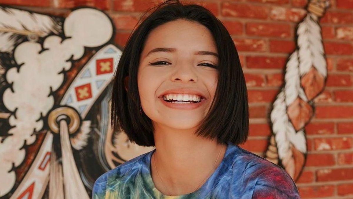 ¡A cara lavada! Ángela Aguilar se muestra sin una gota de maquillaje