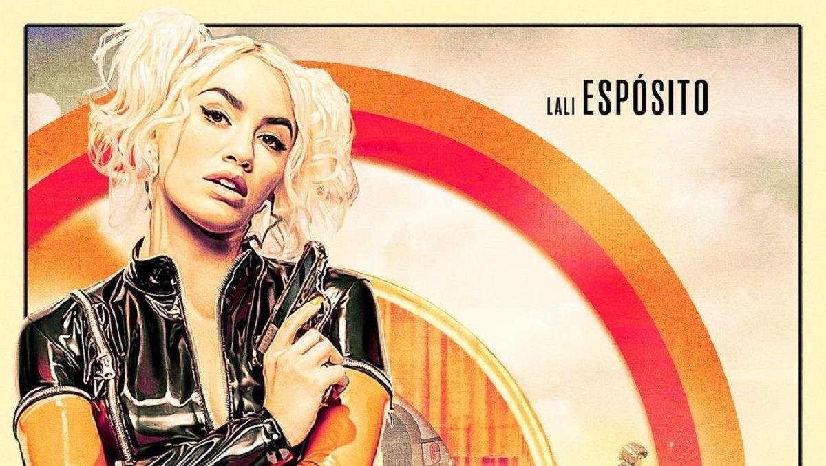 Lali Espósito publicó un nuevo tráiler de Sky Rojo 2
