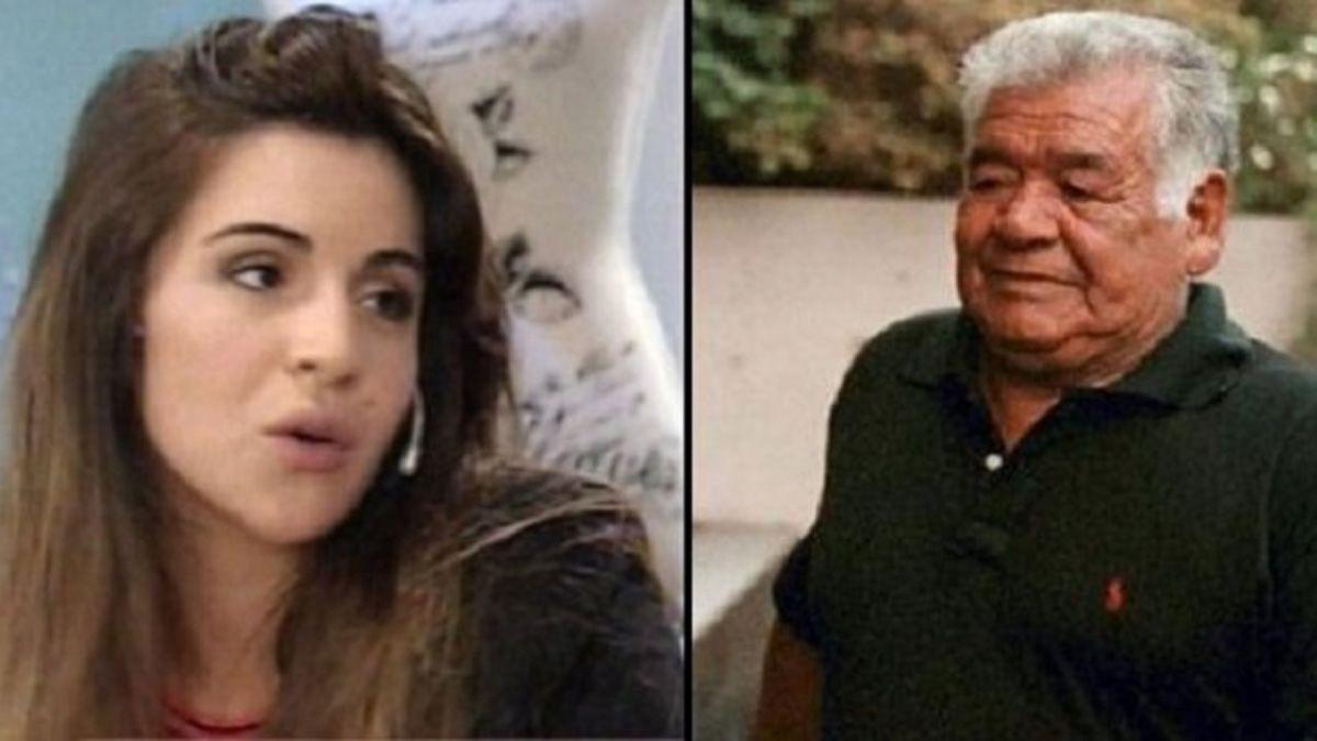 Gianinna Maradona reveló un hecho vinculado a la muerte de su abuelo