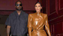 ¿Se calmaron? Así están las cosas entre Kim Kardashian y Kanye West