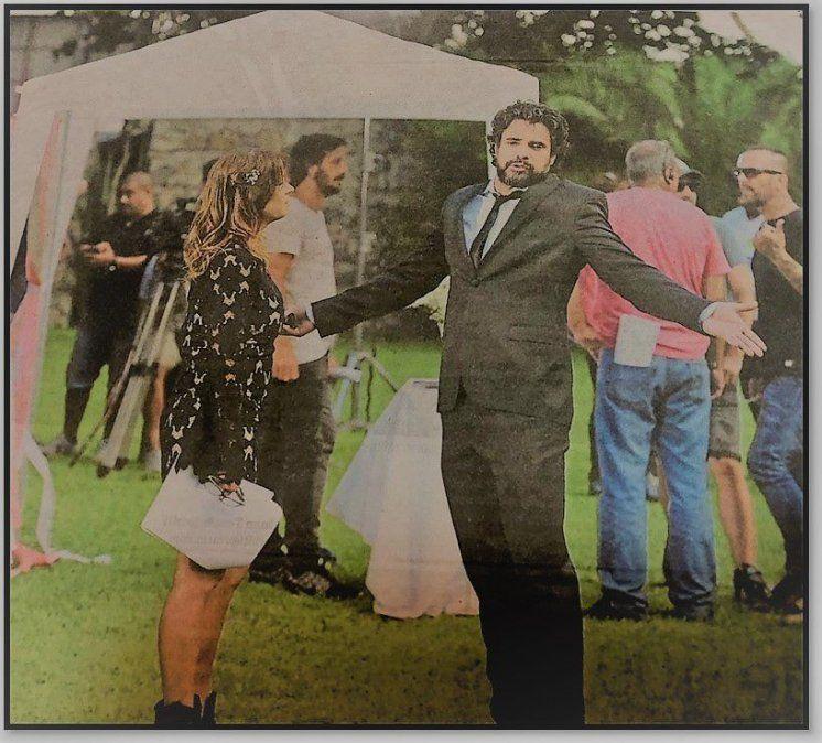 El casamiento de Nancy Dupláa y Luciano Castro en el último capítulo de 100 días para enamorarse