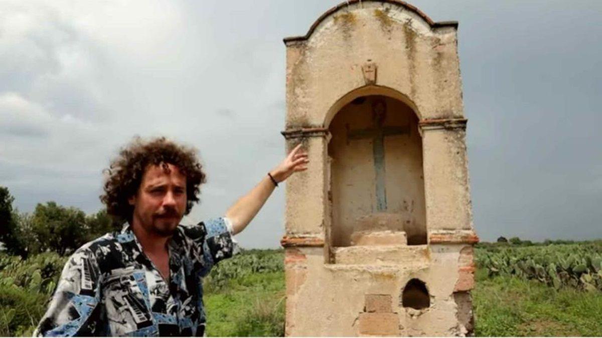 ¡Sobrenatural! Luisito Comunica llega hasta la tumba de La Llorona