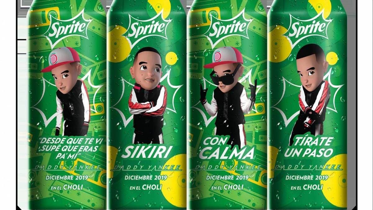 ¡Para refrescarse! Daddy Yankee es la imagen de un famoso refresco