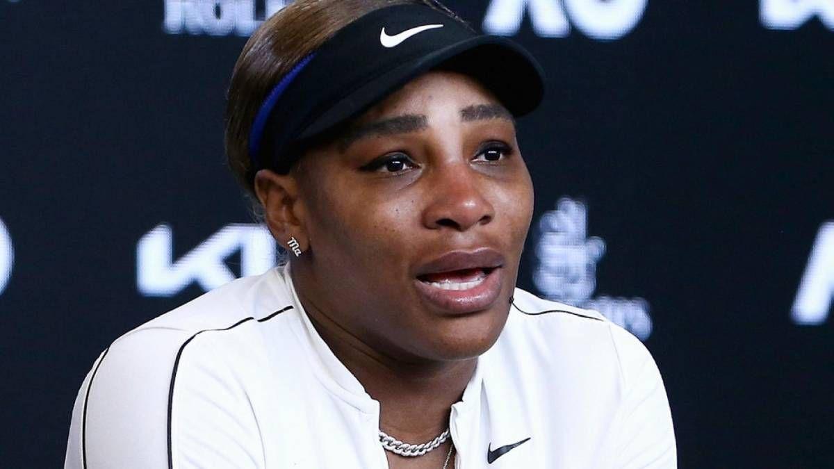 ¡Sin rumbo! Serena Williams: Si un día me despido