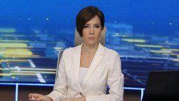 La conductora de Telefe Noticias, Cristina Pérez hizo un fuerte descargo contra el gobierno por la compra de la vacuna rusa contra el coronavirus Sputnik-V.