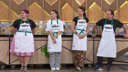 El Gran Premio de la Cocina: equipo verde a fase individual