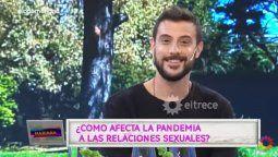 Diego Leuco aseguró que está soltero por la pandemia