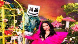 Demi Lovato lanza su esperado tema Ok not to be ok