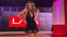 Cinthia Fernández contó que se operó los senos por presiones de un productor