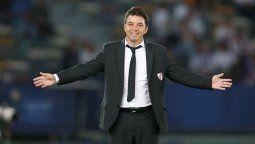 Frente a River Plate, Marcelo Gallardo ha ganado más del 60% de los puntos disputados